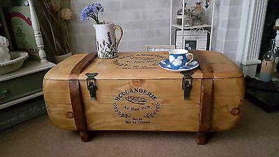 coffee tables industrial vintage army