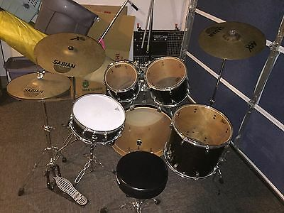 TAMA DRUM SET    900 00   PicClick Tama Drum Set