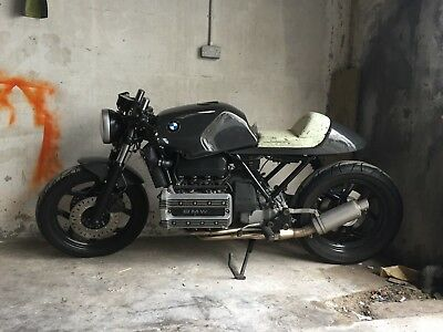Bmw K100 Rt Cafe Racer With Walkaround S