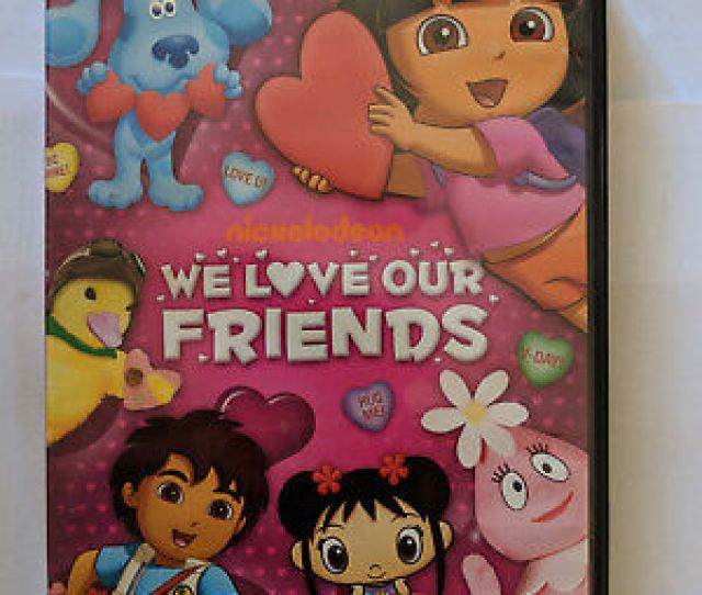 We Love Our Friends Summer Vacation Snacktime Playdate Blues Big Musical 2