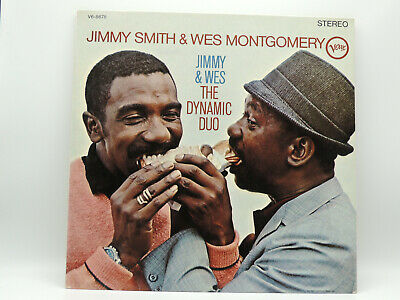*Jimmy Smith&Wes Montgomery–Jimmy & Wes - The Dynamic Duo*, MINT