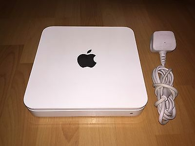 Apple Airport Time Capsule A1470 2TB External Wireless