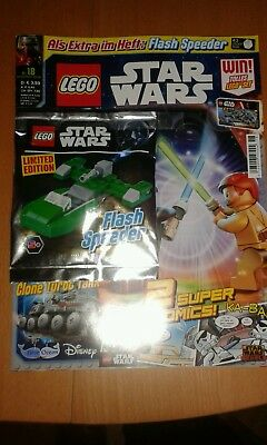 Lego Star Wars Magazin Nr18 2016