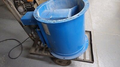 spray booth extractor fan 240 volt