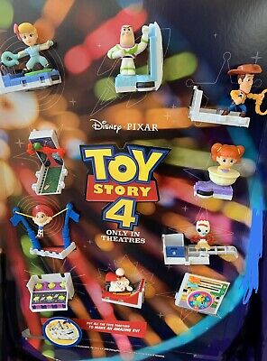 Mcdonalds Toy Story 4 Happy Meal Toys Story Mcdonald S Happy Meals Now Available 2020 02 02