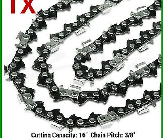 1xchainsaw Chain New  8lp Pitch 050 Gauge Replacement