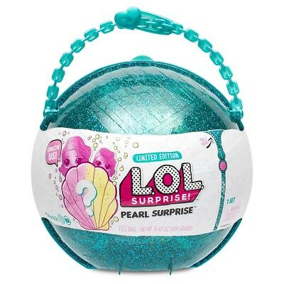 1X AUTHENTIC MGA LOL L.O.L. Surprise Pearl Surprise Ball ...