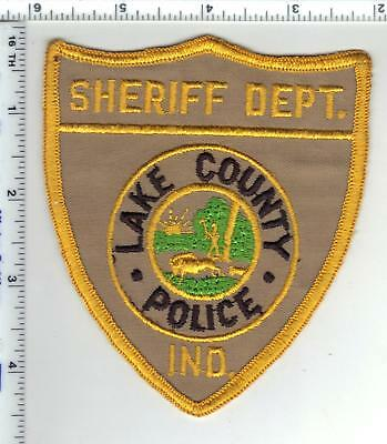 BLANK INDIANA SHERIFF'S Department Patch - $5.31 | PicClick CA