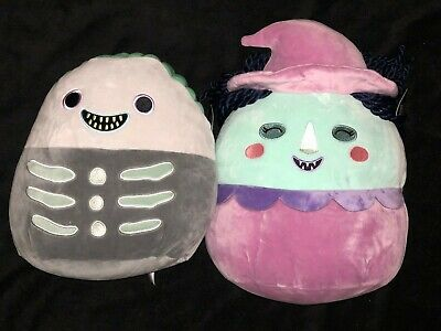 Per social distancing guidelines, customers are searching for clever ways to trick or treat and enjoy the spooky holiday from the comfort of their own home. SQUISHMALLOW - HALLOWEEN - 2021 Nightmare Before Christmas Shock & Barrel New - EUR 55,45 ...