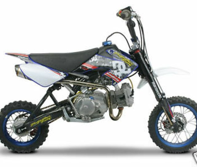 Crf50 Two Brothers M 6 Ss Full Race Exhaust System Xr50