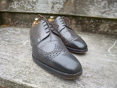Cheaney Brogues – Grey / Gray - Uk 10 – Birmingham - Excellent Condition