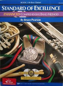 Wind   Woodwinds  Instruction Books  CDs   Video  Musical     Standard of Excellence  Book 2   B flat Bass Clarient