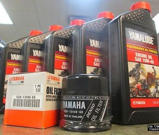 Yamaha Genuine Oil Change Kit Yzf R1s Yzf R1s R 2018 Oil
