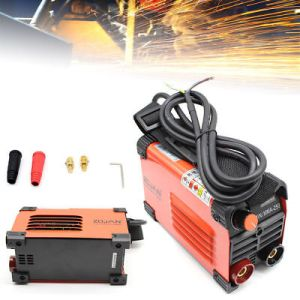 MINI ELECTRIC WELDER Handheld ARC Welding Machine DC Inverter 220V     Mini Electric Welder Handheld ARC Welding Machine DC Inverter 220V 20 160A  USA