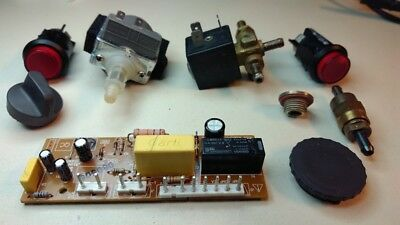 Bosch Sensi B25l Spare Parts Board Pump On Off Switch Steam