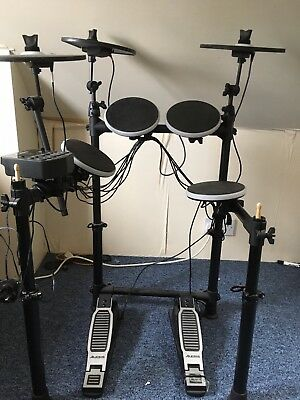 ALESIS DM LITE used Electronic Drum Kit with Stool Headphone and     Alesis DM Lite used Electronic Drum Kit with Stool Headphone and Sticks in  Kent
