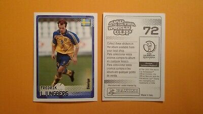 Panini, ROAD TO THE FIFA WORLD CUP 2002, choose 15 from the list