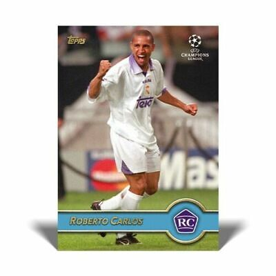 Roberto Carlos Topps The Lost Rookie Cards