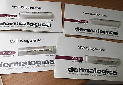 DERMALOGICA AGE Smart MAP 15 Regenerator 8g Womens Skin Care     Dermalogica Age Smart MAP 15 Regenerator Vitamin C Treatment TRAVEL DUO 2 x  0 5g