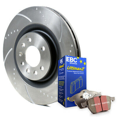 ebc gd front brake discs 321mm for