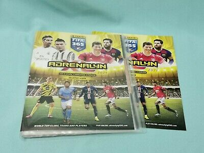 Panini Adrenalyn XL FIFA 365 2021 Binder Folder