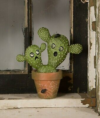 Don't buy a halloween coffin before reading these reviews. BETHANY LOWE HALLOWEEN 2021 Potted Ghostly CACTI TD0056 NEW - EUR 51,21   PicClick FR