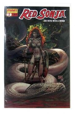 Image result for red sonja she-devil with a sword 1 turner