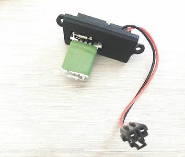 Heater Blower Motor Resistor For Buick Chevy Gmc Olds Pontiac Direct Replacement