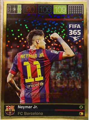 Panini FIFA 365 * Adrenalyn XL * LIMITED EDITION