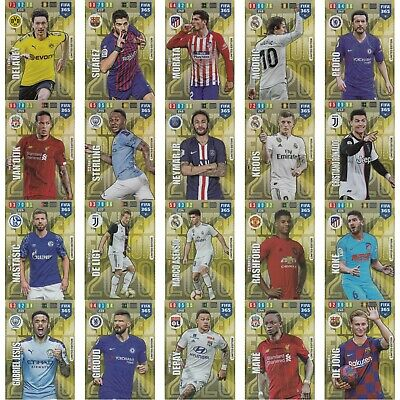 Panini Adrenalyn XL FIFA 365 2020 Limited Edition aussuchen Trading Cards