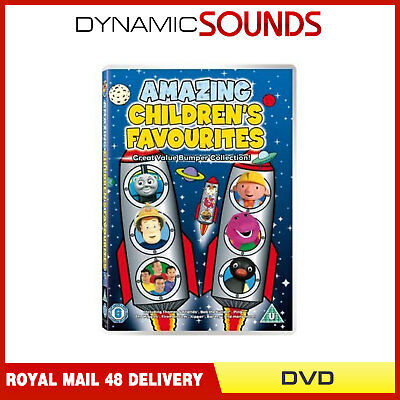 CHILDREN'S FAVOURITES: THE Ultimate DVD (2005) - £2.01 ...