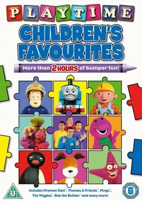 CHILDREN'S FAVOURITES: The Ultimate DVD (2005) - £2.83 ...