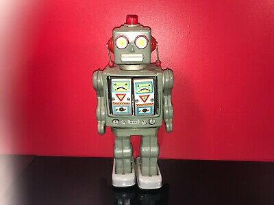 Tin, Pre-1970, Robots, Robots, Monsters & Space Toys, Toys ...