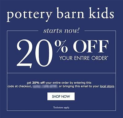 Image Result For Off Pottery Barn Kids Promo Codes Coupons Free