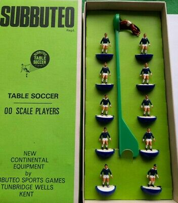Boxed Millwall Subbuteo   Team