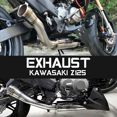 motorcycle parts zoom the brute exhaust