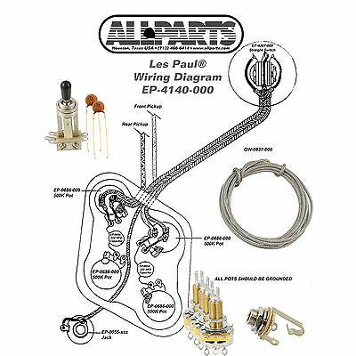Gibson Les Paul Special Wiring Diagram - Wiring Diagram