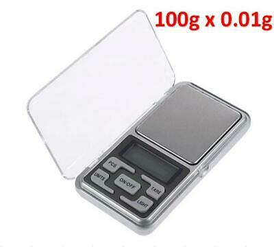 Electronic precision balance 0.01gr to 100gr Pocket Scale 0.01g--