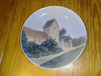 B&G Denmark collecting plate wall plate porcelain, 6730, very good condition