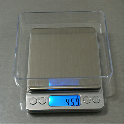 0.1g-3000g Electronic Balance Precision Weighs Jewelry Digital Scale Deco S