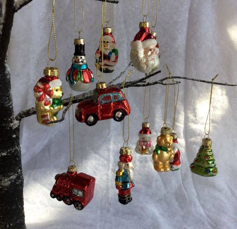 12 Days Of Christmas Tree Decorations
