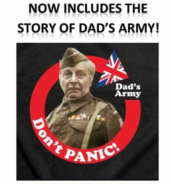 DAD'S ARMY 78 Old Time Radio Shows MP 3 CD OTR 36 Hours ...
