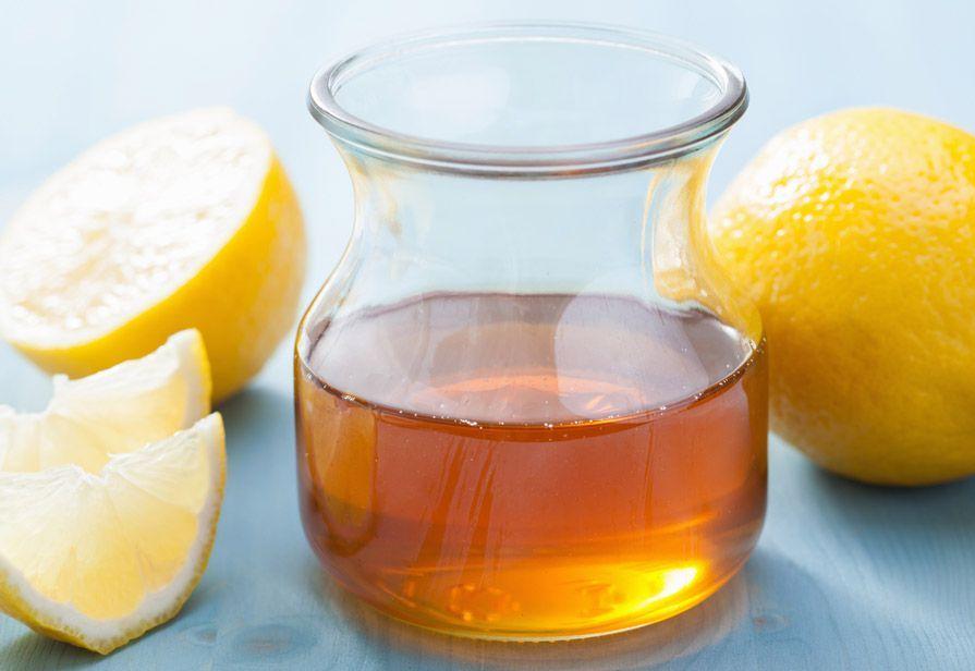American lemon honey