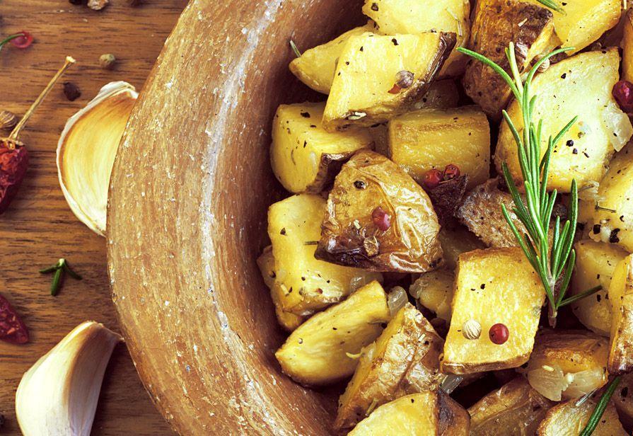 Patate al peperoncino