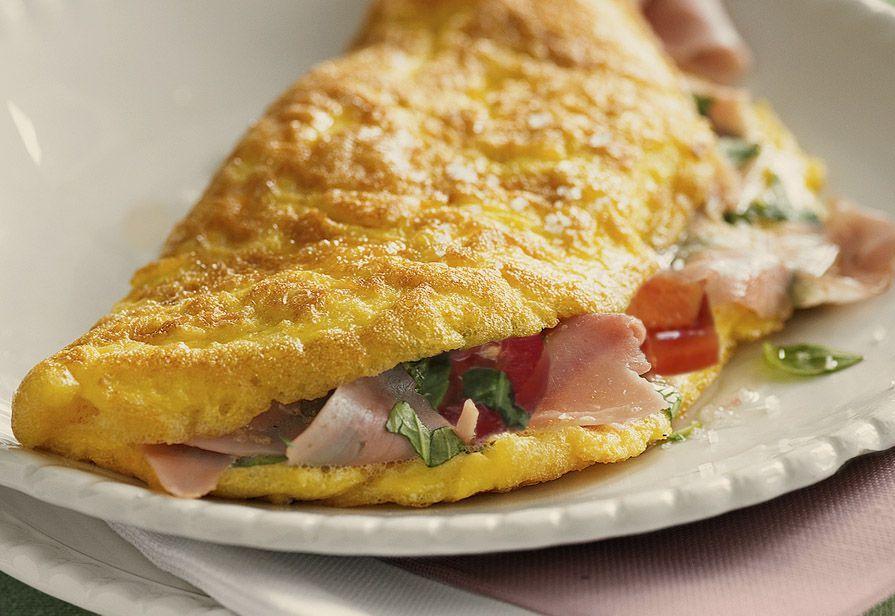 Omelette semplice di Stefano