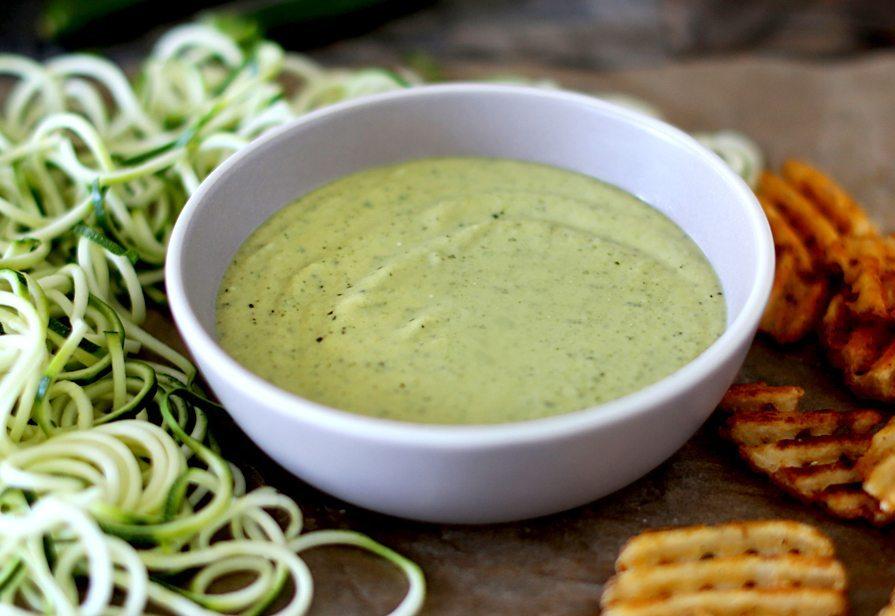 Soup di zucchine all'okkio