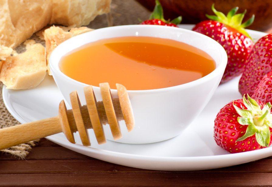 Fragole miele e parmigiano
