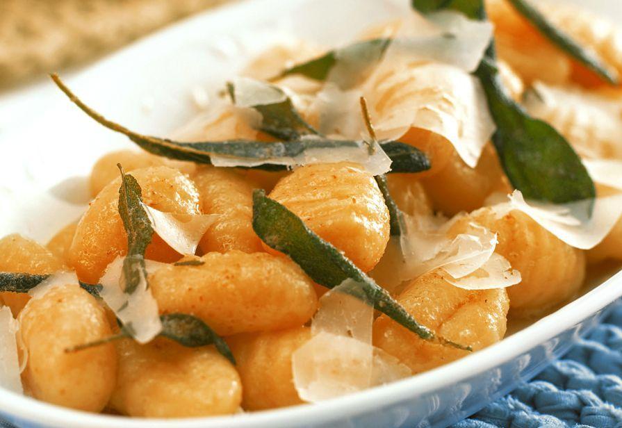 Gnocchetti di carote