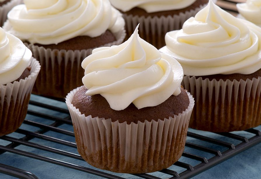 Cupcakes cioccolato e cocco