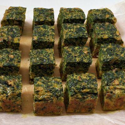 Frittata persiana
